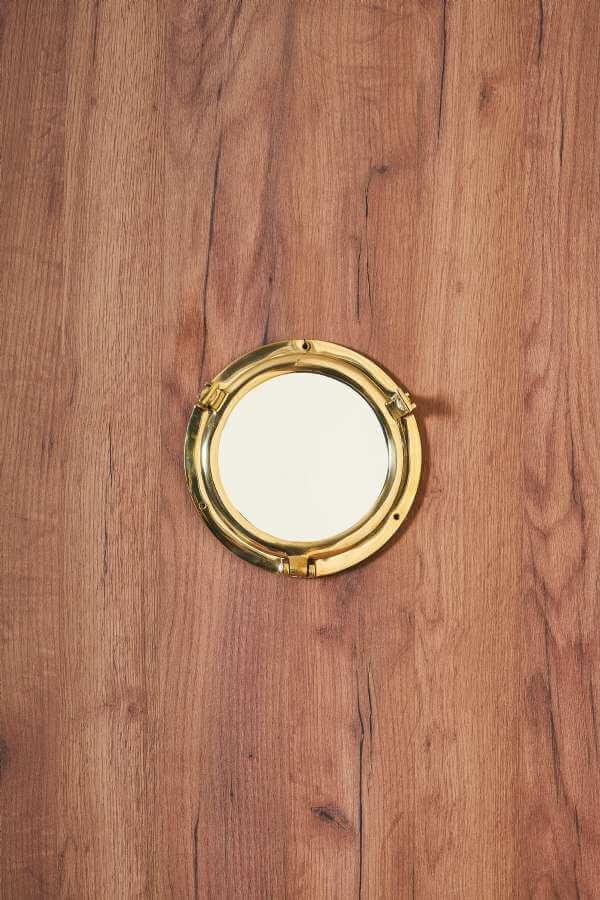 Pirinç Lomboz Ayna