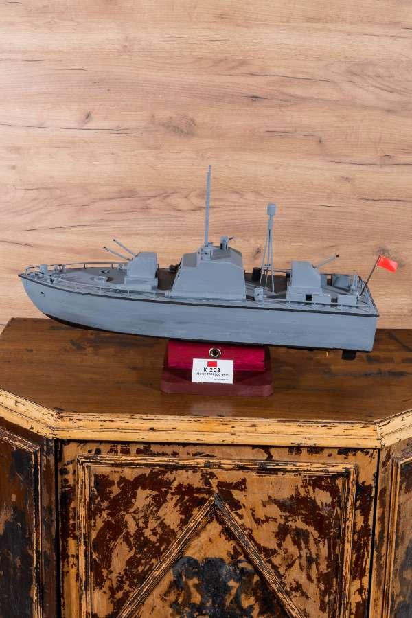 K203 Sovyet Torpido Gemisi