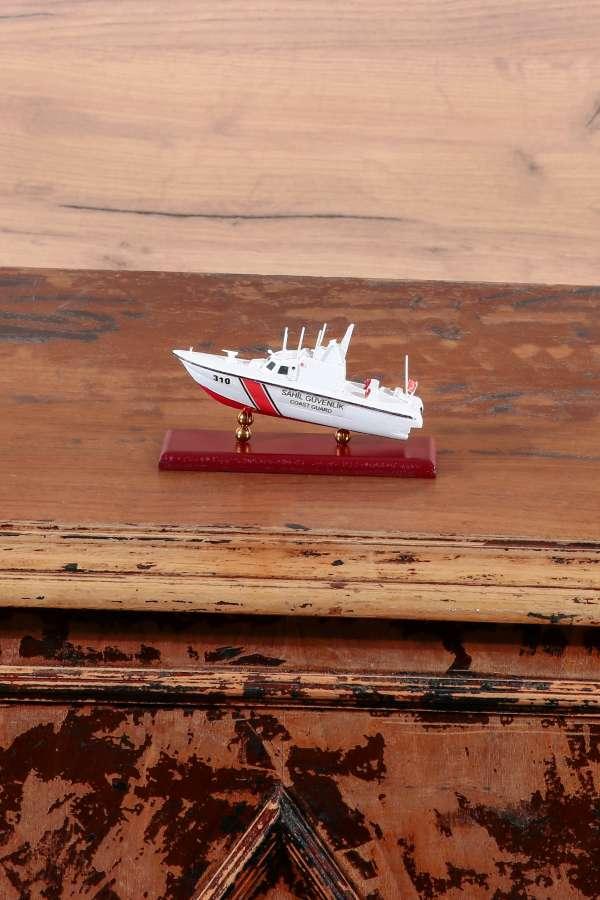 Mini Sahil Güvenlik Gemisi Maketi 310