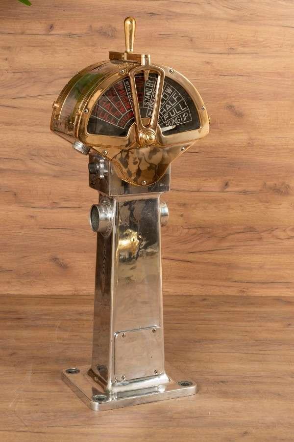 Üstü Bronz Altın Aliminyum Telgraf