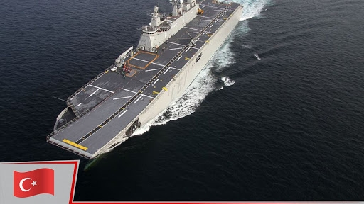 Türkiye'nin En Büyük Savaş Gemisi: TCG Anadolu Gemisi