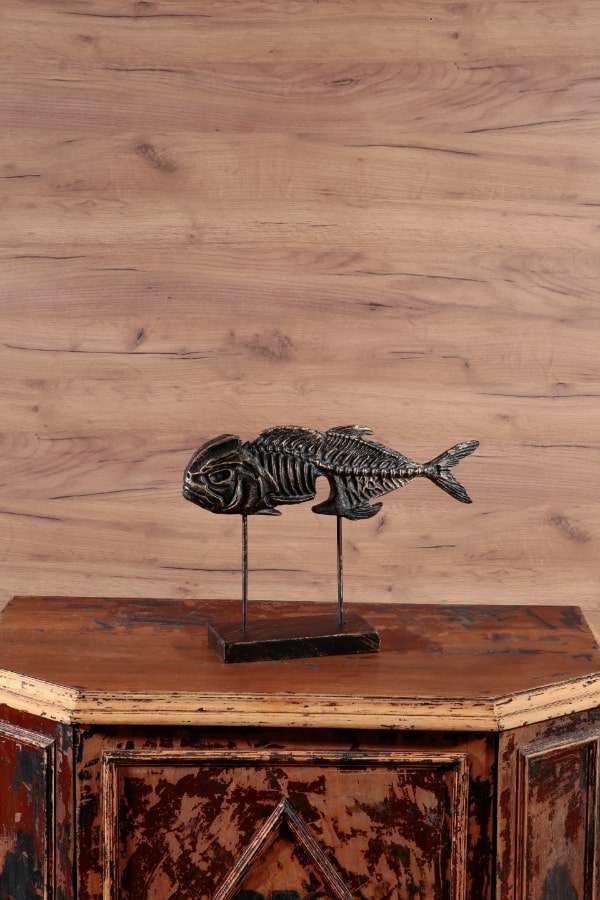Dekoratif Balık İskeleti