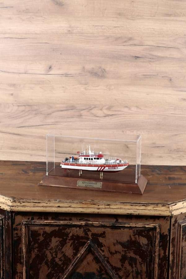 Kıyı Emniyeti Gemi Maketi