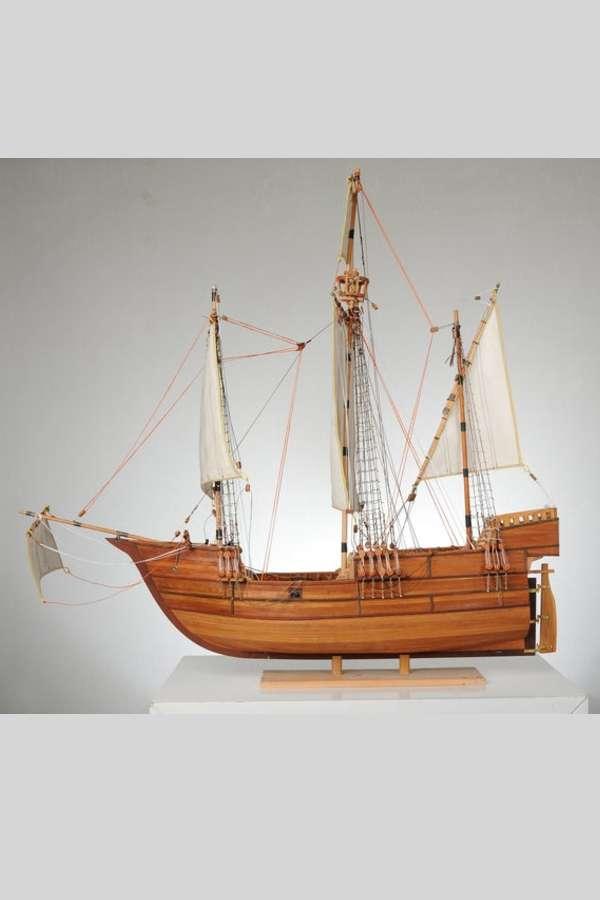 Santa Maria Model Korsan Gemi Maketi