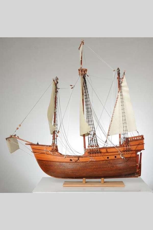 Santa Maria Model Gemi Maketi